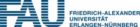 Logo of the FAU