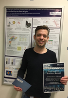 "Towards entry ""Poster award to Christian Heide at the 4th International Symposium on Synthetic Carbon Allotropes"""