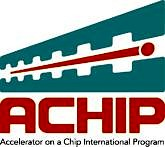 "Towards entry ""Film and journal article on ACHIP, the particle accelerator on a chip program"""